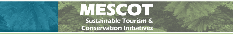 MESCOT Sustainable Tourism & Conservation Initiatives